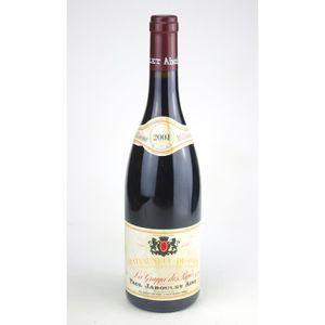 VIN ROUGE 2001 - Chateauneuf du Pape - La Grappe des Papes -