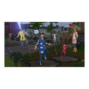 JEU PC The Sims 4 Seasons DLC Mac, Win téléchargement Cod