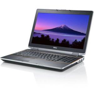 ORDINATEUR PORTABLE Dell Latitude E6520 4Go 128Go SSD