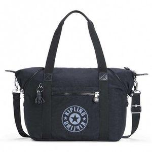 e1116dc7d2 SAC À MAIN bagages Sacs Kipling Art Nc - Bleu -Taille Unique