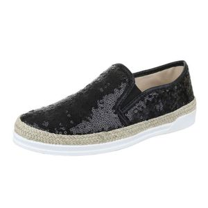 MOCASSIN femme chaussure basse chaussure mocassin or