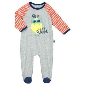 Vêtements Filles (0-24 Mois) Pyjamas Pyjama Sucre D Orge 6 Mois Handsome Appearance