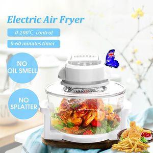 FRITEUSE ELECTRIQUE T4W Nouvelle Cuisine à Domicile de Friteuse à Air