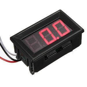 MULTIMÈTRE 0.56'' LED Digital Voltmètre Voltage Numérique 0-2