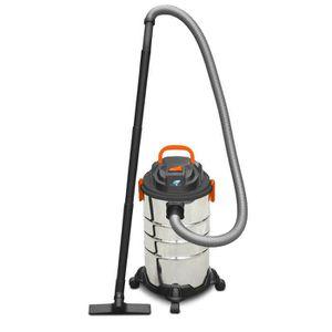 ASPIRATEUR INDUSTRIEL Aspirateur eau et poussiere 1250W cuve inox 30 L
