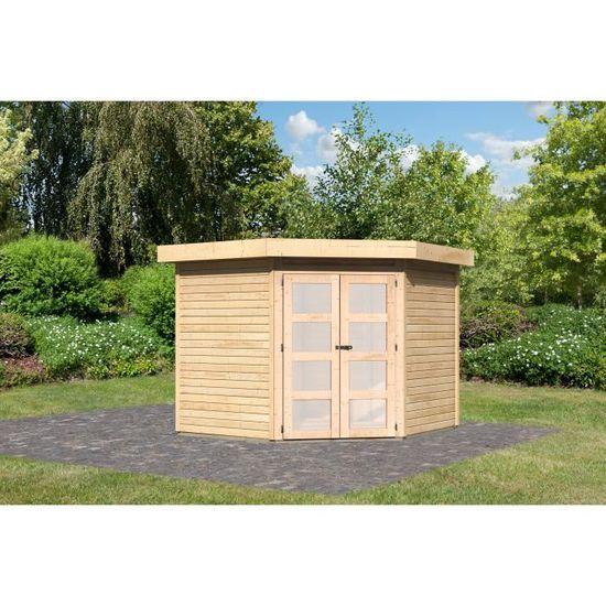 Abri de Jardin Bois 5.56 m2 (19mm) GOLDENDORF 5 - Achat / Vente abri ...