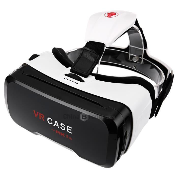 JEU PS VR 3D VR Casque RK 6 130 Grand Ange Degrée D réalité