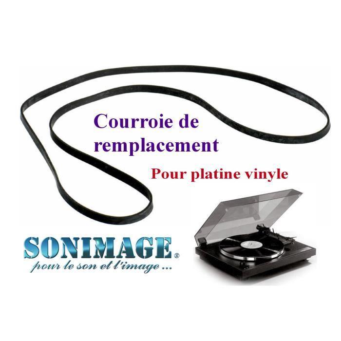 Pioneer Pl-300x : Courroie De Remplacement