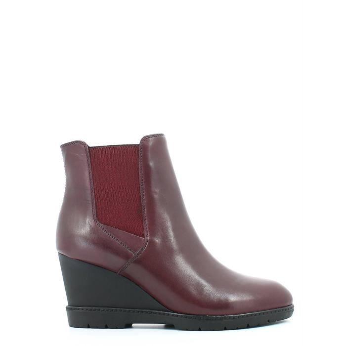 Geox Boots à talons Femmes Bordo'