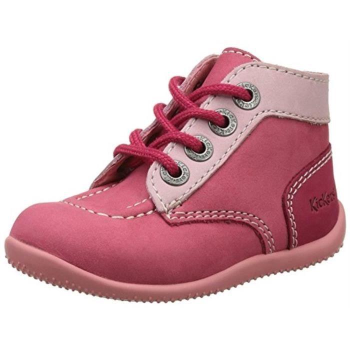 BOTTINE boots / bottines bonbon filles kickers 446824