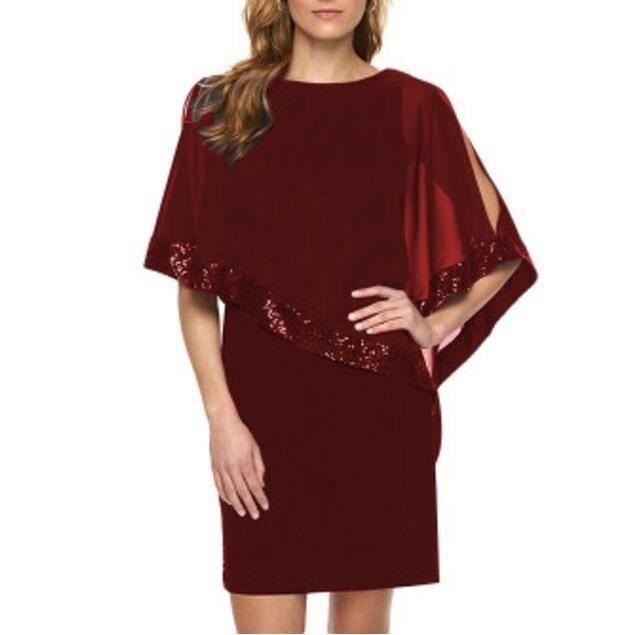 robe de soiree femme ronde achat vente pas cher. Black Bedroom Furniture Sets. Home Design Ideas
