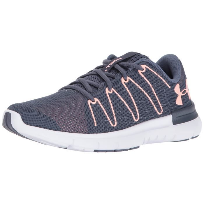 Under Armour Women's Ua W Thrill 3 Competition Running Shoes, Black 3J52UU Taille 135