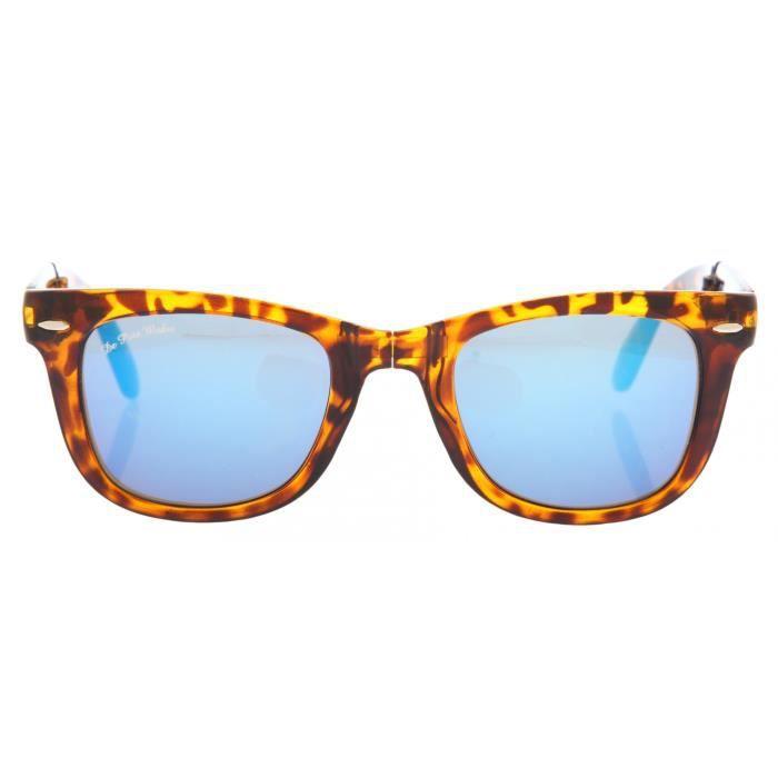 Lunettes 2238RF Pliante 69 lunettes Puta BL Adultes Unisexe tortue De soleil de TOBR bleu DZ2039S Madre w8Xq1xWO