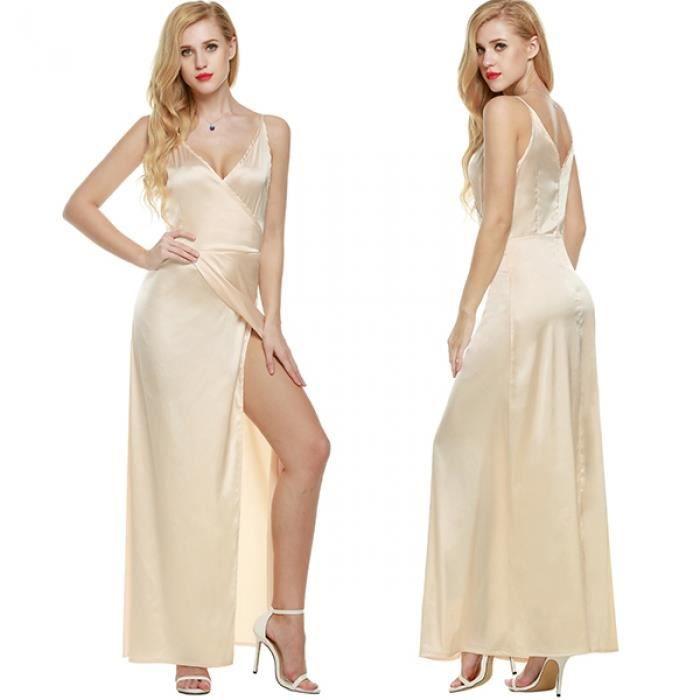robe de soirée longue femme