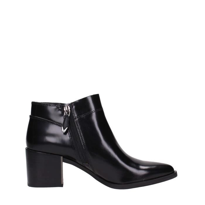 What For Ankle Boots Femme Black, 41
