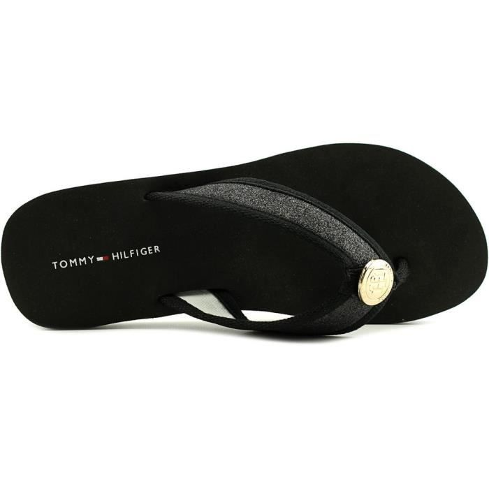 Tommy Hilfiger Clove Femmes Synthétique Tongs
