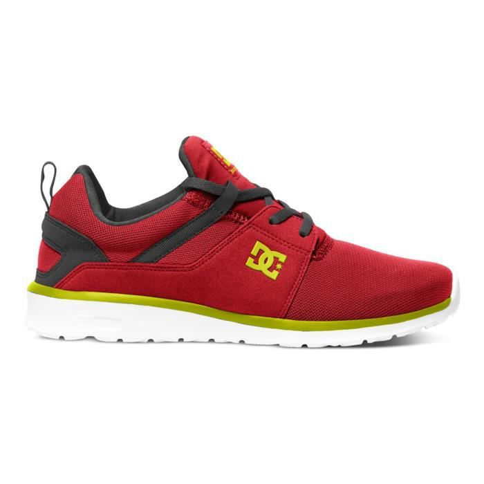 Dc Shoes Heathrow Homme Rouge