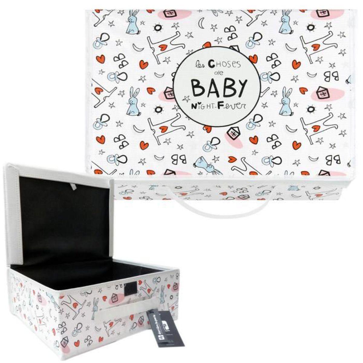 Boîte de classement Boîte à Bazar BABY NIGHT-FEVER Pliable - de Rangem