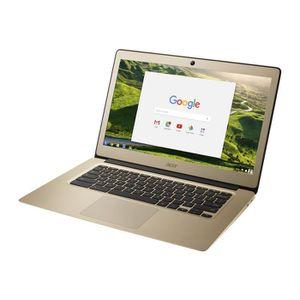 ORDINATEUR PORTABLE Acer Chromebook 14 CB3-431-C10S Celeron N3160 - 1.
