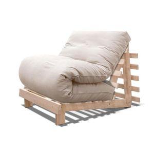 Housse canape ecru achat vente housse canape ecru pas for Housse divan lit