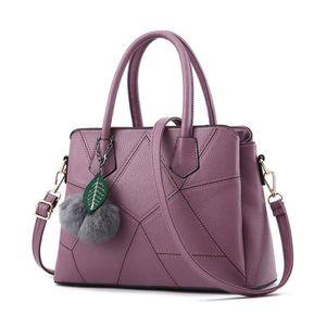 SAC À MAIN Sac femme violet sac à main femme sac à main de ma