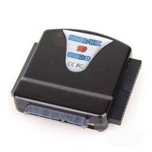 HOUSSE DISQUE DUR EXT. Kingwing® USB vers SATA 1.8/2.5/3.5 IDE HDD disque