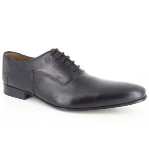 OPP Hommes Cuir Chaussures Botte OC173154noir40 2fi8LPZ