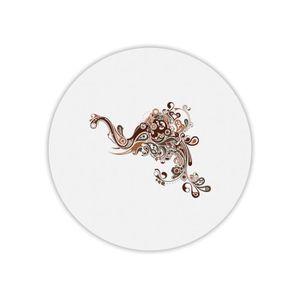 TAPIS DE SOURIS Tapis de souris rond éléphant arabesque
