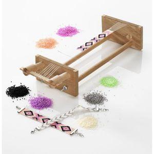 KIT BIJOUX PANDURO - Kit métier à tisser perles