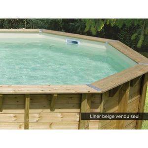piscine bois 2x3m