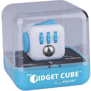 HAND SPINNER - ANTI-STRESS ZURU Fidget cube-aqua - Le cube anti stress