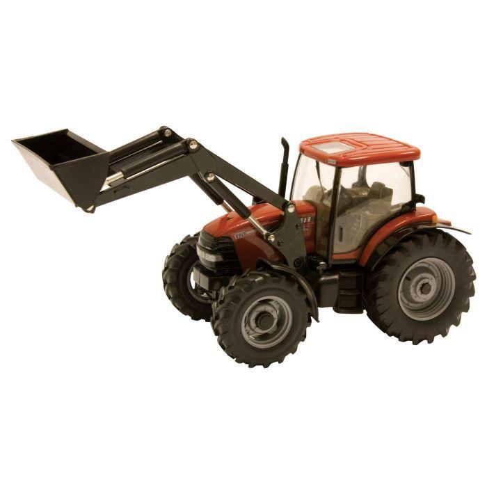 Tracteur CASE IH MAXXUM 110 - avec chargeur