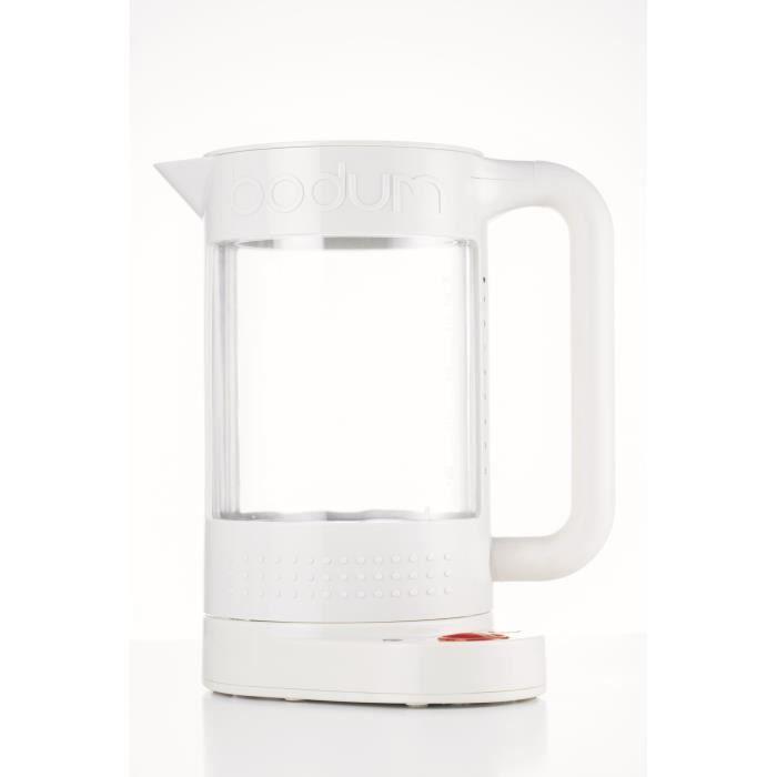 BODUM BISTRO 11659 Bouilloire électrique - Blanc Crème