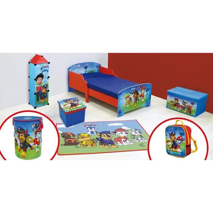 PAT' PATROUILLE Pack chambre pour enfant - modèle aléatoire