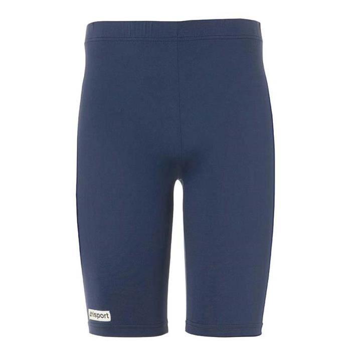 UHLSPORT Sous short de football Distinction colors - Homme - Bleu marine