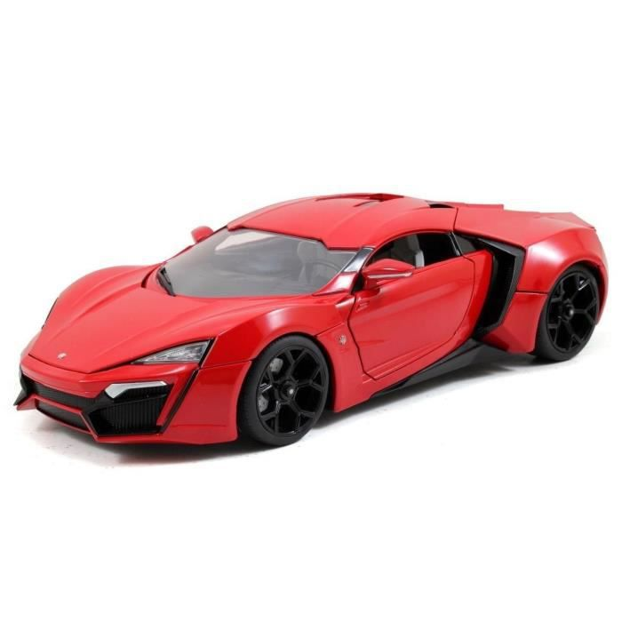Lykan Au Voiture And Hypersport Furious Fast 118 7 4RAL35j