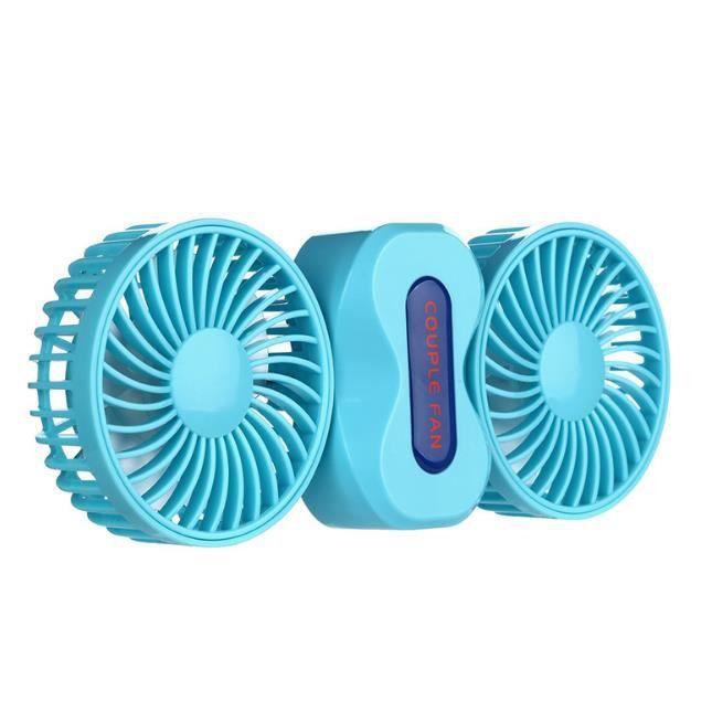 VENTILATEUR Mini ventilateur USB Ventilateur pliable à double