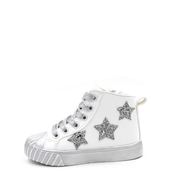Bottes bout rond lacent début Patchwork Vintage style causales Sport Chaussures Confort Enfants 11056896