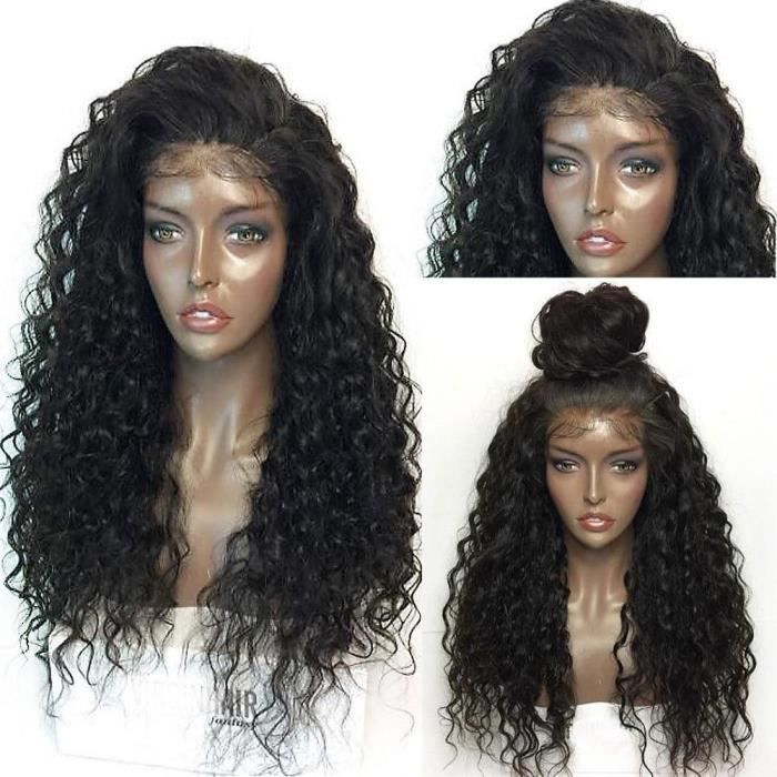 10\' Perruque Bresilienne Cheveux Humains