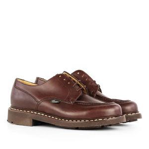 PARABOOT HOMME 715603 MARRON CUIR BOTTINES