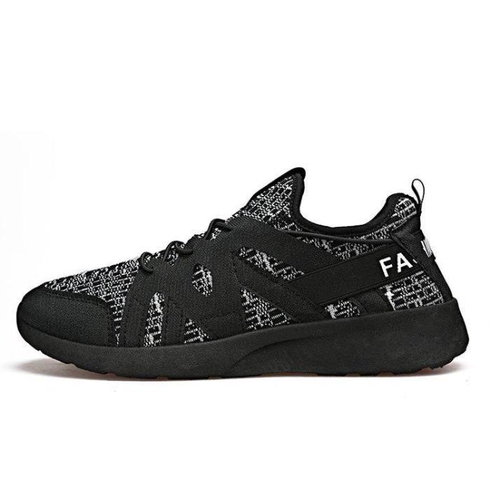 F369 Course Chaussure Amorti D'éTé Un Pied AntidéRapant D369 Antichoc A 43 Homme gris R30613950 Ox1Hxna