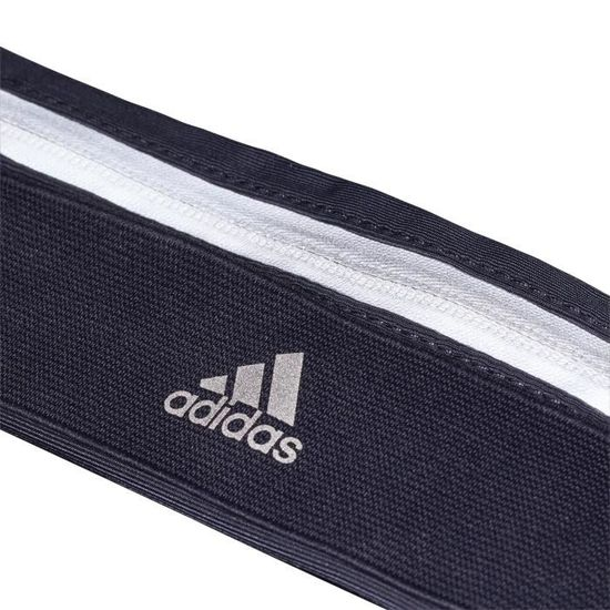 df066fc202e4 Ceinture adidas Run - bleu noir réfléchissant - TU - Prix pas cher -  Cdiscount