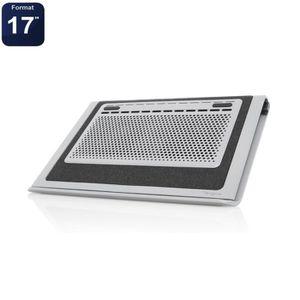 TARGUS Support ventilé pour ordinateur portable Lap Chill Pro - Gris / Noir