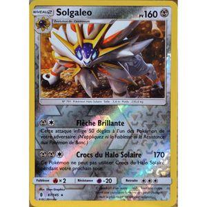 carte pokemon solgaleo achat vente jeux et jouets pas chers