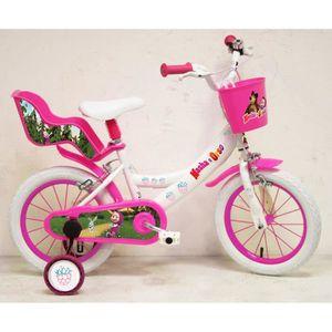 VÉLO ENFANT Vélo fille MASHA et MICHKA 14
