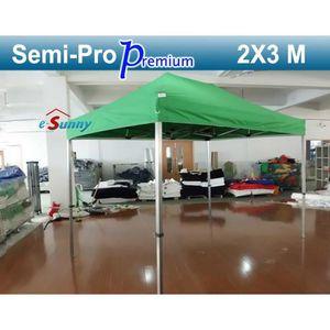 Barnum Pliant 2x3m Vert Pomme bâche 280g/m² - Achat / Vente tonnelle ...