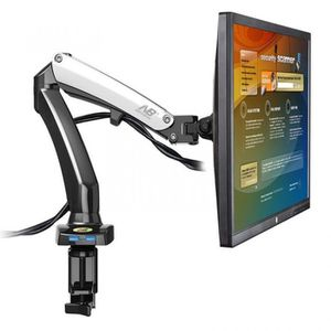 FIXATION ÉCRAN  NB F100 - Support de bureau réglable ergonomique p