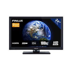 Téléviseur LED Téléviseur 24 pouces (61 cm) LED HD Readyavec syn
