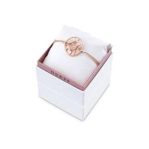 BRACELET , GOURMETTE Guess ,Bracelet Femme ,Acier or Ros \u0026 eaigu?;