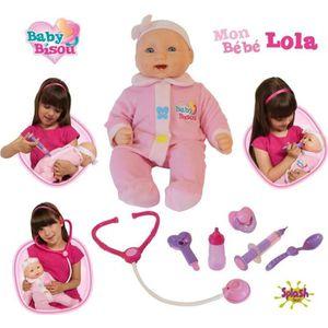 POUPON SPLASH TOYS Mon bébé Lola
